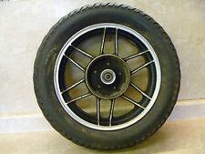 Honda 650 Nighthawk CB650 SC CB650SC Used Rear Wheel 1983 #HW142