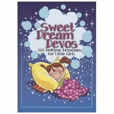 Sweet Dream Devos: 365 Bedtime Devotions for Little Girls - Acceptable - Freeman