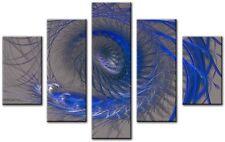 GAP blue total 115x80cm Grand Imprimé Numérique Salon Toile Wall Art