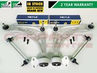 FOR BMW 3 E46 FRONT SUSPENSION ARMS WISHBONES BUSHES ANTIROLL BAR DROP LINKS