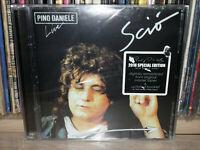 2 CD PINO DANIELE - SCIO' - (LIVE) - REMASTERED FROM ORIGINAL MASTER