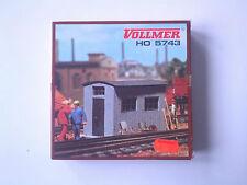 Vollmer 5743 - 3 Wellblechhütten - 1:87