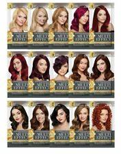 Joanna Multi Effect Temporary Hair Colour Shampoo Dye Sachet 4-8 Washes Wash Out