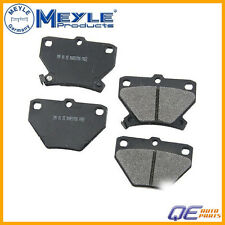 Rear Brake Pad Set Meyle Semi Metallic for Pontiac Vibe Toyota Celica Corolla