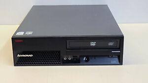 IBM ThinkCentre M55 8808-WYT + Core2Duo 6300 + 2GB + 160GB Windows XP Pro TESTED