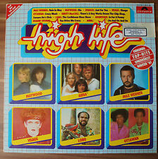 "12"" LP Vinyl High Life polydor 2475551 Max Werner Shakin Stevens uvm."