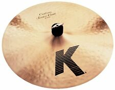 "Zildjian K0990 16"" K Custom Session Crash Cymbal"