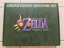 Coffret The Legend of Zelda Majora's Mask N64 Limited Edition Adventure Set
