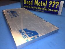 "K100 Aluminum Plate 1/2"" x 5-3/4"" x 12-3/4"" -->PRECISION GROUND PLATE"