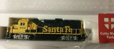 FOX VALLEY MODELS FVM-70701 GP60 - ATSF EARLY SANTA FE LOCOMOTIVE #4001