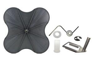 Lesco Spreader Repair Kit with Ultra Plus Impeller