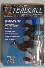 Buck Gardner Hen Teal Duck Call Wildfowling Duck Decoys
