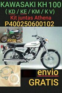 Juego de juntas Athena P400250600102 para Kawasaki KD KE KH KM KV 100 1976/1995.