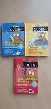 Basiswissen Grundschule Deutsch /Mathematik / Englisch Neu mit CDs