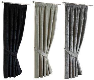 "Thermal Door Curtain Room Darkening Energy Saving Sound Reducing Panel 52"" x 84"""