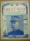 ORIGINAL VINTAGE MAGAZINE 21 THE GREAT WAR 1914-18 NICE ITEM TO MARK CENTENARY