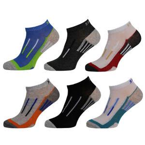6-60 Paket Sneaker Socken Sport Freizeit Damen Herren Socken Baumwolle Socken YS