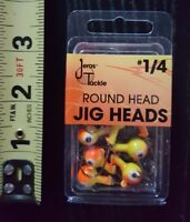 SUPER ROUND JIG HEADS 1/4 Ounce