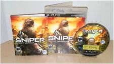 SNIPER GHOST WARRIOR Playstation 3 PS3 Complete - Very Good!