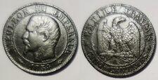5 Centimes Napoléon III 1854 A Paris, TB+ !!