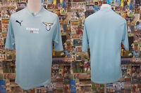 maglia calcio shirt maillot camiseta trikot LAZIO TG L