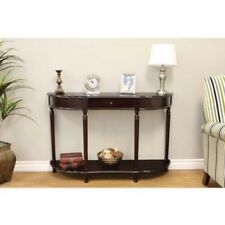 Entryway Console Table Wooden Modern Sofa Hallway Foyer Living Room Furniture
