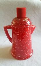 Avon Vintage Country Style Coffee Pot Moisturizing Hand Lotion