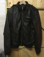 Superdry Genuine Leather Jacket (XL)