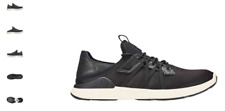 Olukai Mio Li Black/Black Sneaker Shoe Lace-up Men's US sizes 7-14 NEW!!