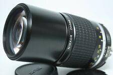Nikon NIKKOR 200mm f/4 Ais MF Lens Near Mint!!!