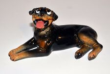 Roscoe the Rottweiler Dog from Kitty's Kennel