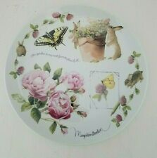 Marjolein Bastin Seasons of Nature 1995 Summer's Gift Collector Plate In Box