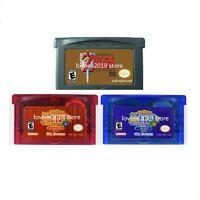 Legend of Zelda:Link's Awakening / Oracle of Ages / Seasons GBA Gameboy Advance