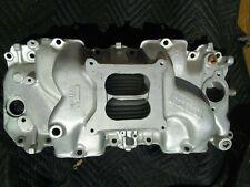 "Original GM ""Snowflake"" Intake 3933163 1968 1969 396/375HP 427/425HP COPO NICE!"