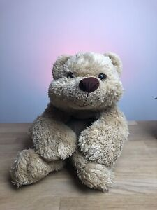 liegender Teddy 60cm - Kuscheltier - Stofftier - Teddybär