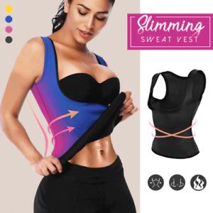 Plus Size SweatFIT Heat Trapping Sweat Vest  S-5XL
