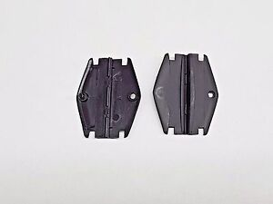 1982-90 Chevy S10 or Blazer and GMC S15 or Jimmy window guides clips set of two