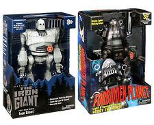 Iron Giant & Robby the Robot Walking Talking Light Up Figures Walmart Exclusive!