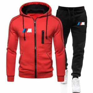 Autumn Men's Sets Brand Sportswear Tracksuits 2 Piece Sets Men's BMW Clothes