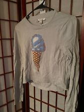 Small NWT Pullover Sweater - Sprinkle Ice Cream Cone