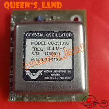 1× VECTRON CO-231B16 14.4MHz OCXO Crystal Oscillator
