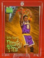 Ninety Fine Kobe Bryant LA Lakers Jersey Sweet Looking Reverse Dunk SP Rare 🐍