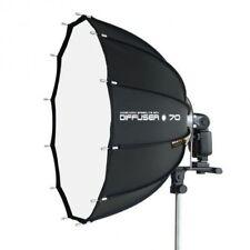 Xp PhotoGear Xpd70 softbox for Flash Speedbox 70, Black