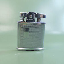 Rare Vintage (1930's) Ronson Petrol Lighter with original pouch Made in ENGLAND