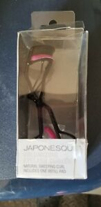 Natural Arch Design Volumizing Eyelash Sweeping Curler Lashes with Refill Pad