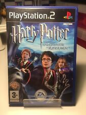 Harry Potter and the Prisoner of Azkaban Sony PlayStation 2 PS2 Goblet Of Fire