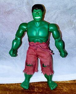 MEGO Original Incredible Hulk Figure MINT Off Damaged Card 1974 WGSH Vintage
