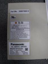 Panasonic Minas AC Servo Driver MSD011P1EC03