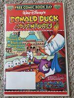 Donald Duck Adventures Gemstone free comic book day 2003