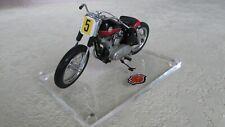 Harley Davidson 1957 KR Sportster Franklin Mint Precision Models 1:10 race model